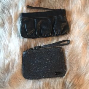 Express clutches, NWOT